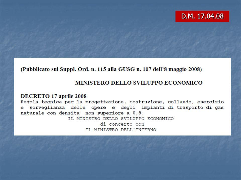 D.M. 17.04.08