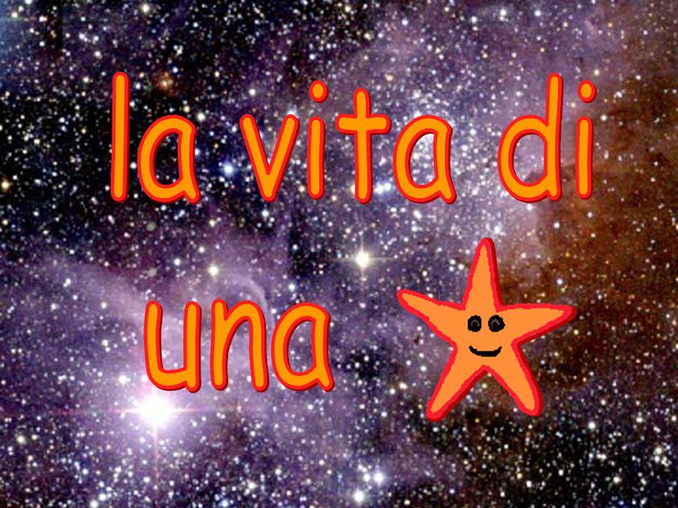 Le stelle nascono nelle nebulose, ossia nei resti delle immani esplosioni che hanno segnato la fine di altre stelle