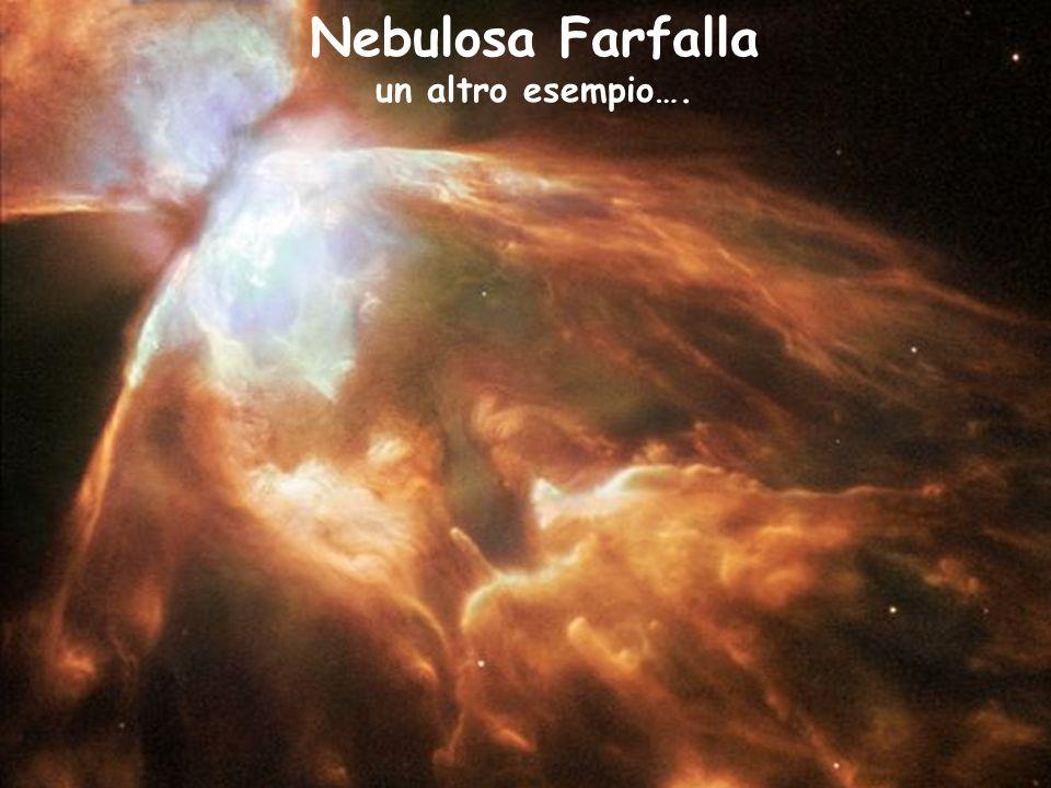 Nebulosa Farfalla un altro esempio….
