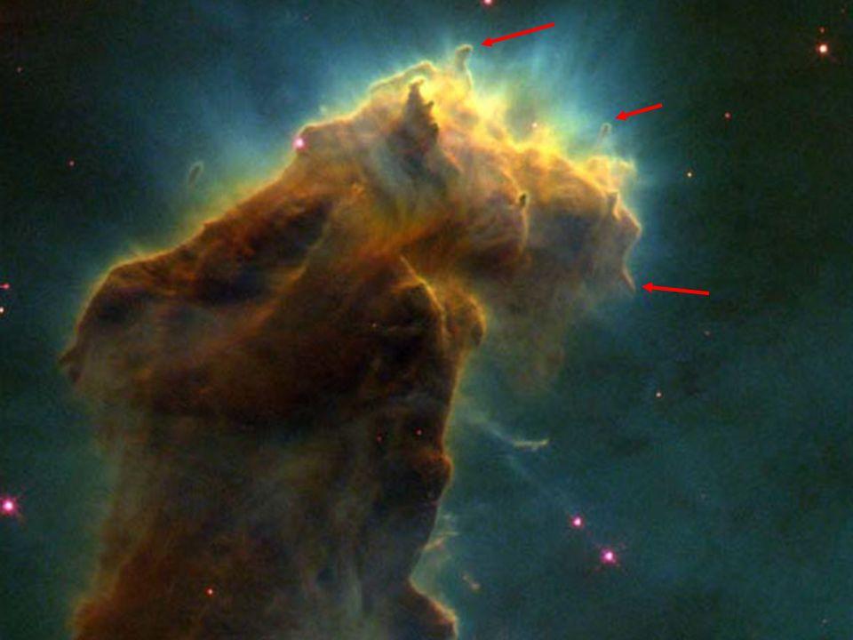 Le stelle più grandi del Sole (almeno 8 volte) hanno una vita molto più breve (non più di qualche decina di milioni di anni) ed anche più violenta Raggiunta in fretta la fase di gigante o super- gigante rossa, la loro massa è tale da mantenere una temperatura elevatissima nel nucleo (fino ad un miliardo di gradi) e riuscire a trasformare gli elementi fino al ferro (una cipolla con molti strati).