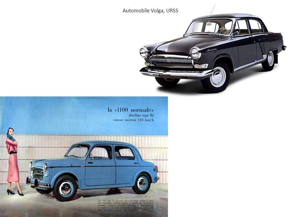 Automobile Volga, URSS