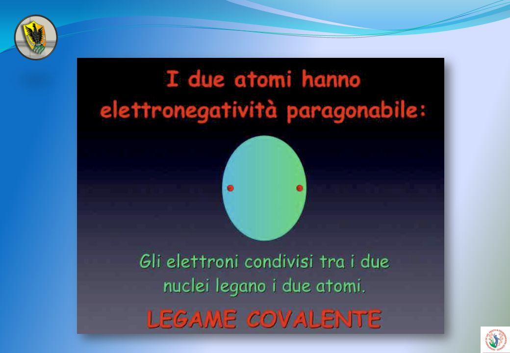 Il legame di tipo dativo si determina quando la coppia di elettroni che genera il legame viene fornita solo da uno dei due atomi coinvolti.