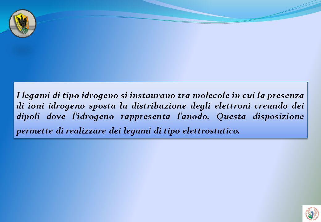 Il legame di tipo metallico si determina tra elementi che hanno bassi valori di energia di ionizzazione e di elettronegatività.