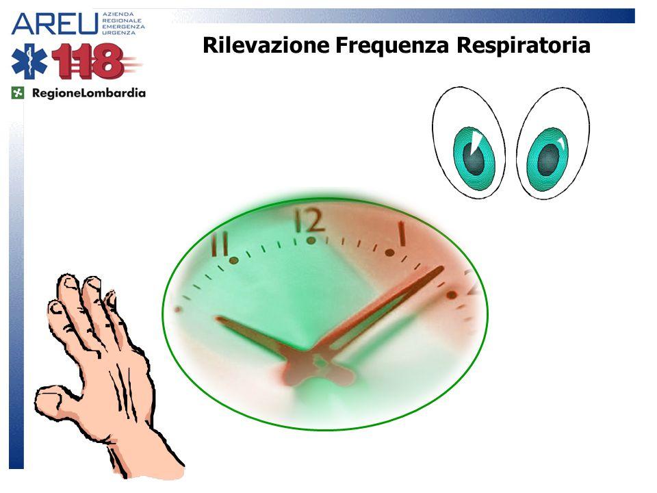 Rilevazione Frequenza Respiratoria