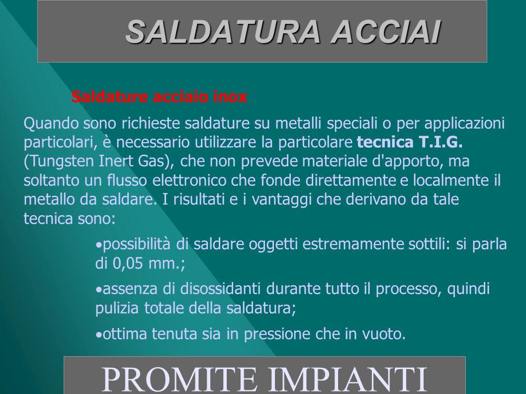 SALDATURA ACCIAI