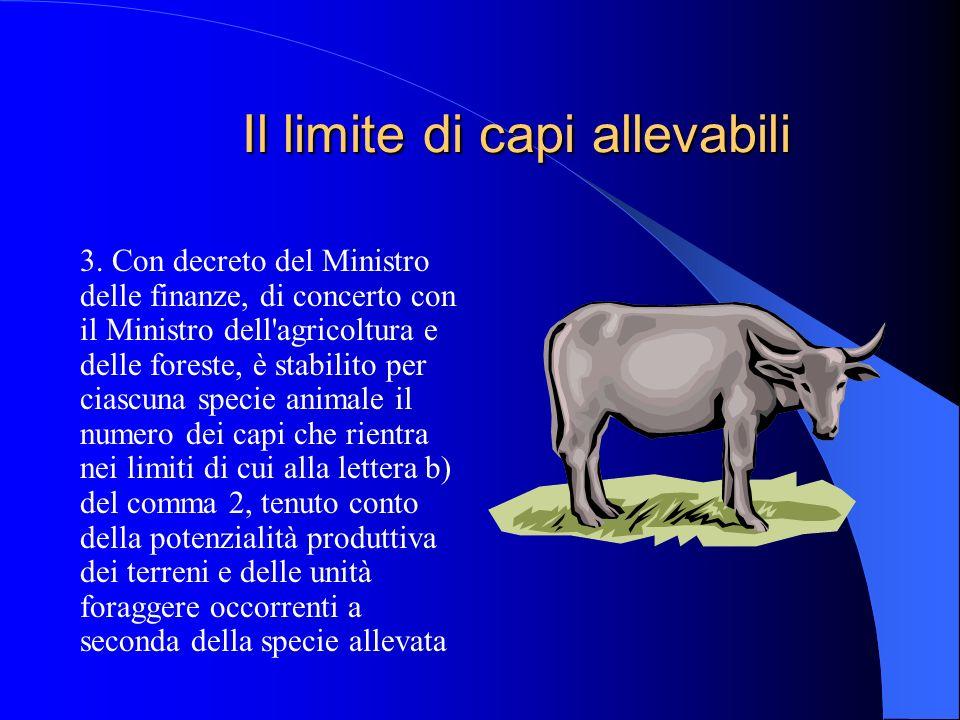 Le attività agricole: manipolazione, conservazione, trasformazione, commercializzazione, valorizzazione 2.