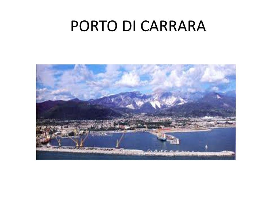 PORTO DI CARRARA