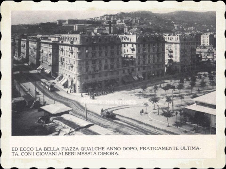 4)Al termine del periodo municipale, nel 1873, nonostante le molte avversità San Fruttuoso era cresciuto notevolmente; tra le altre realizzazioni, il