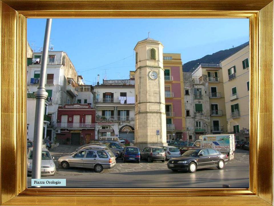 Piazza Vesuviana Viale Europa e Monte Faito