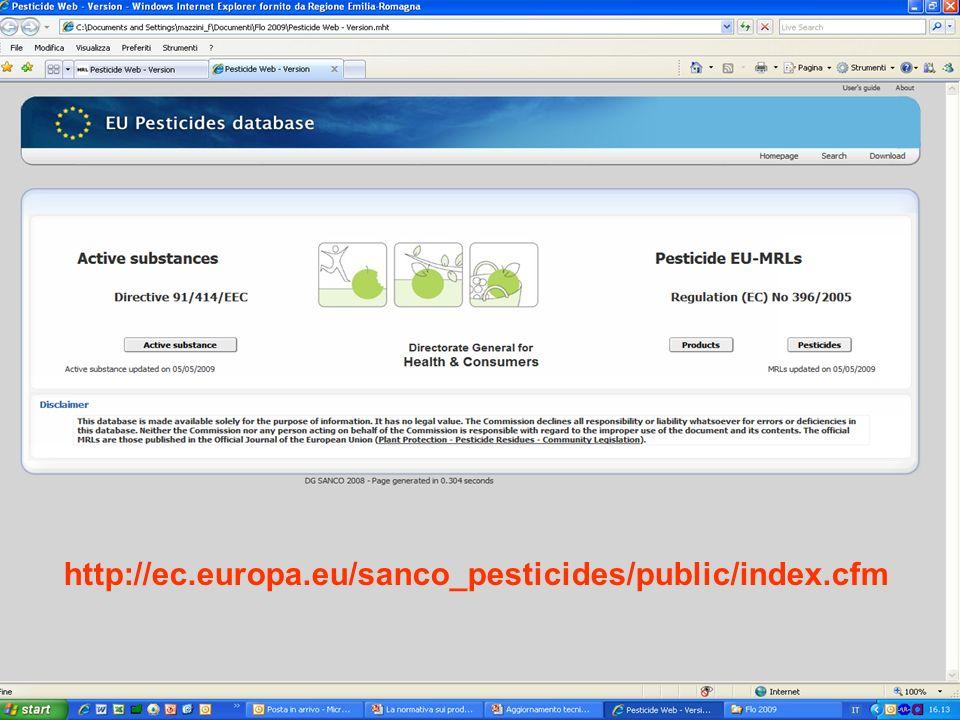 http://ec.europa.eu/sanco_pesticides/public/index.cfm