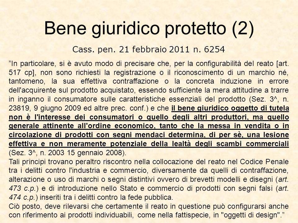 Cass.pen. 21 febbraio 2011 n.