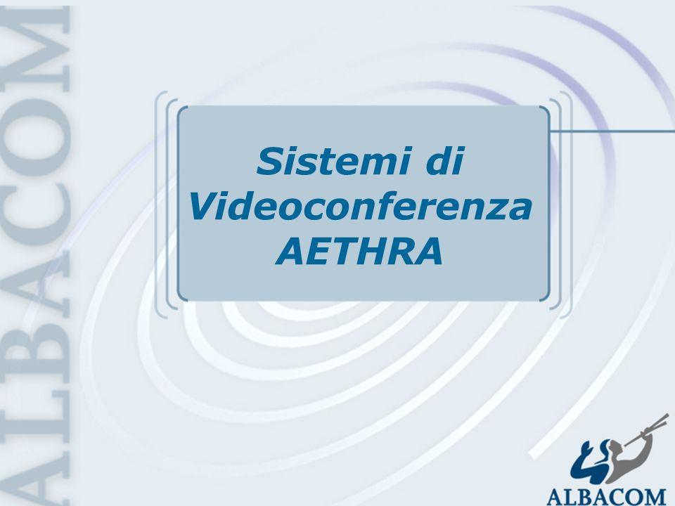 2002 Linea Prodotti Audio-Video Sistemi di Videoconferenza AETHRA