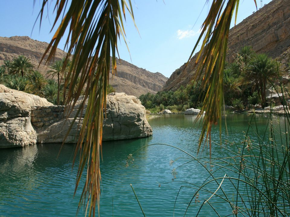 si creava un'oasi Gli Arabi impararono a cercare in profondità scavando pozzi, ma quando lacqua sgorgava da una sorgente