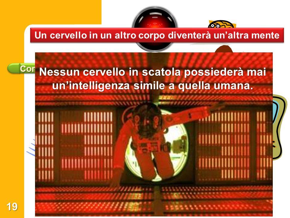 Università degli Studi di Perugia 19 Portabilità del software (amodale) Portabilità del software (amodale) Computer come metafora della mente Nessun c