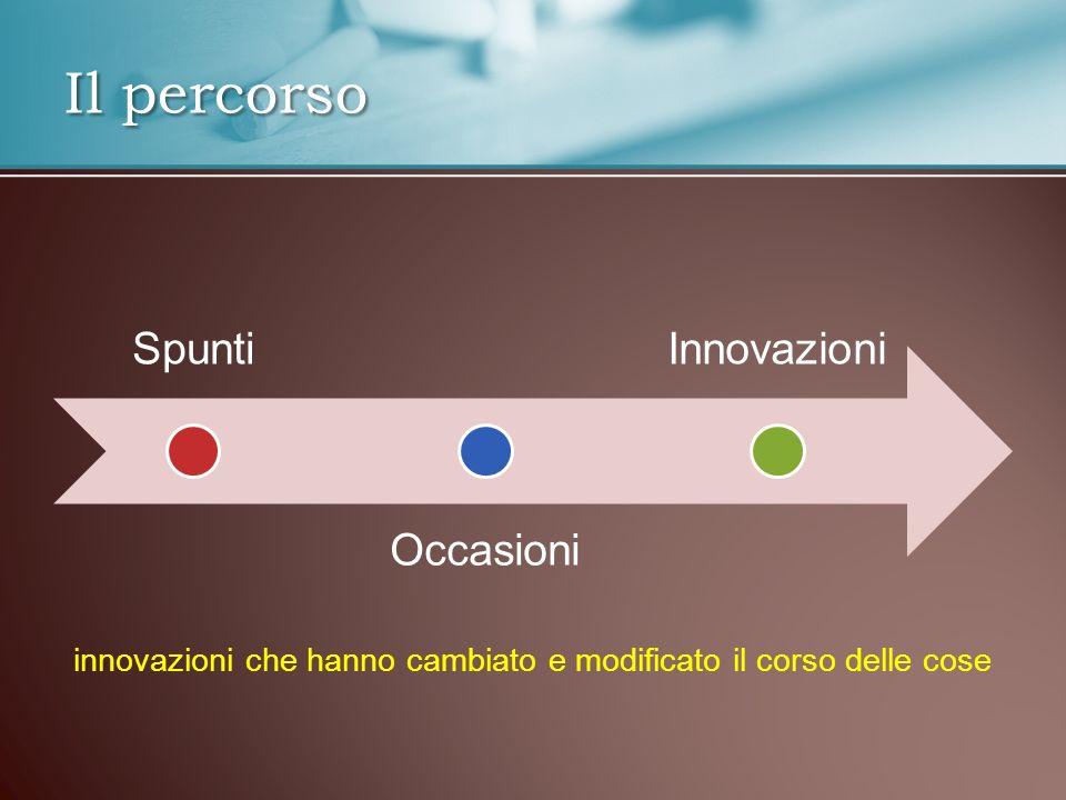 Innovazione Nuovi prodotti SaperiScienziatiLaboratori Linnovazione?