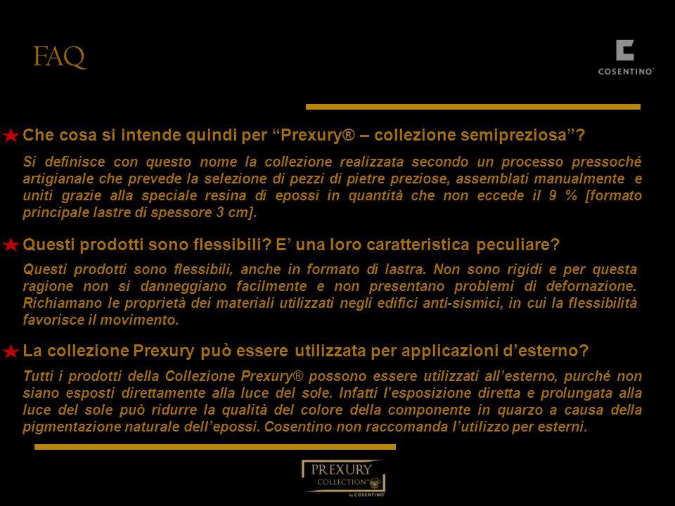 FAQ Che cosa si intende quindi per Prexury® – collezione semipreziosa? Si definisce con questo nome la collezione realizzata secondo un processo press