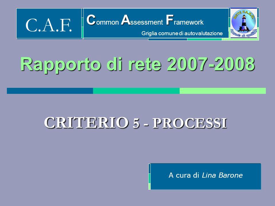A cura di Lina Barone C.A.F.