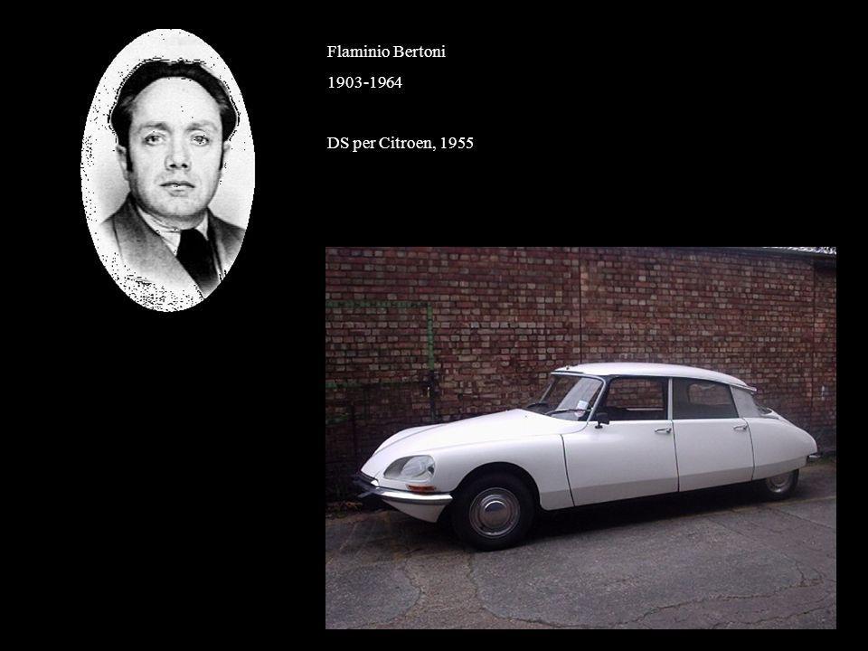 Flaminio Bertoni 1903-1964 DS per Citroen, 1955