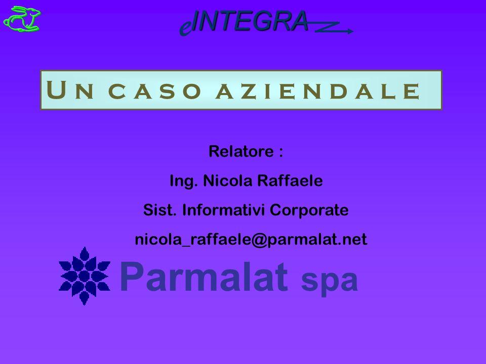 e-INTEGRA ²La chiusura della fase pilota di implementazione di e-INTEGRA è stata ultimata.