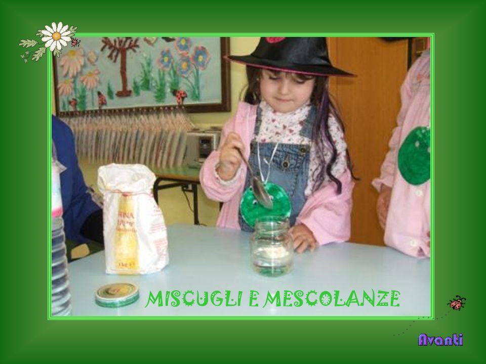 MISCUGLI E MESCOLANZE