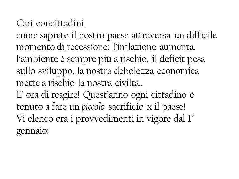 31 dicembre Discorso del Presidente della Repubblica agli italiani: