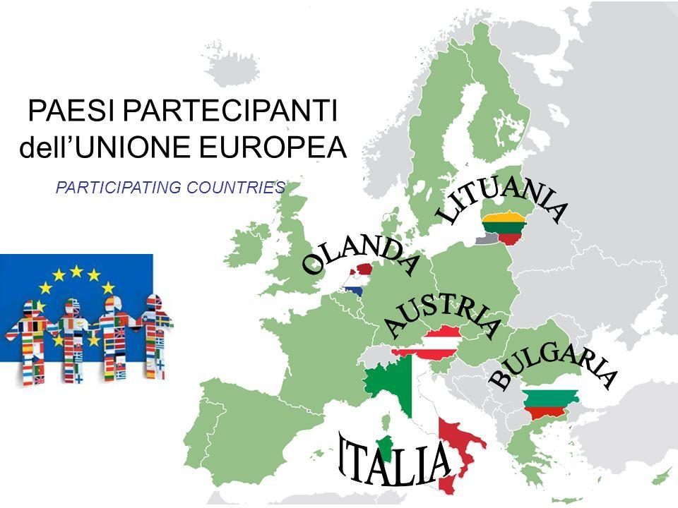 Realizzato dalle scuole italiane che partecipano al progetto Carried out by Italian schools involved in this project.
