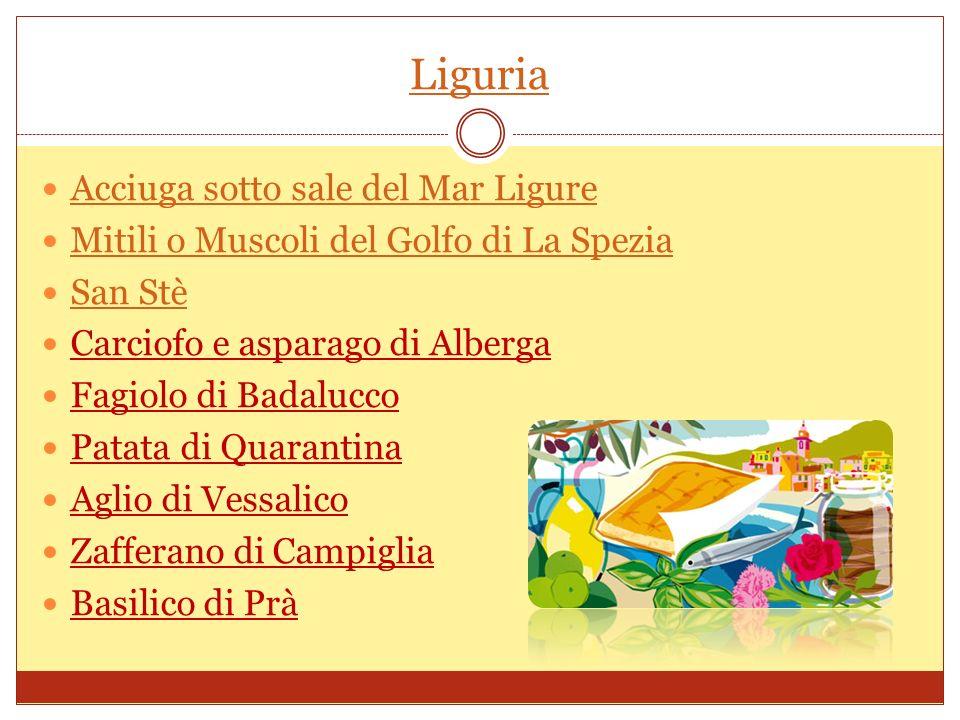 Emilia Romagna Mortadella Bologna IGP Pancetta Piacentina DOP Salama da sugo di Ferrara Prosciutto di Parma Parmigiano Reggiano Formaggio di fossa Salama da sugo Spalla cotta Zampone e cotechino