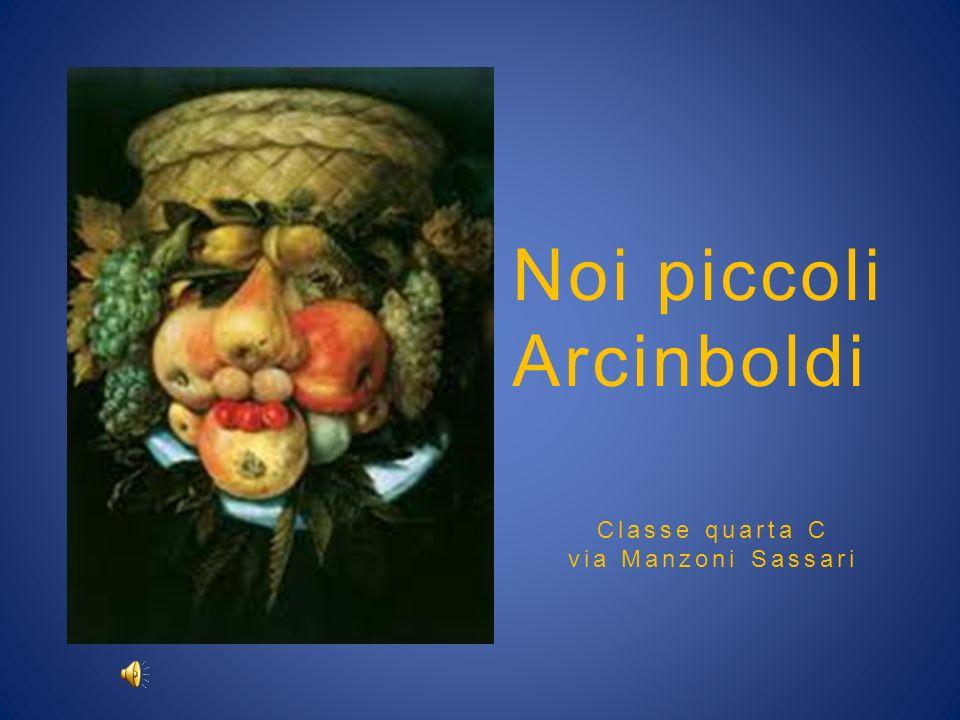 Noi piccoli Arcinboldi Classe quarta C via Manzoni Sassari
