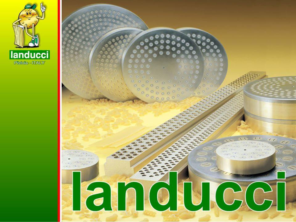 Limportanza delle trafile nel processo produttivo e nella qualità della pasta alimentare Ing.