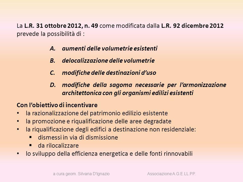 da la possibilita ai consigli comunali entro il 31 marzo 2013 di: 1.