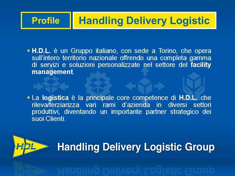 H.D.L. è un Gruppo italiano, con sede a Torino, che opera sullintero territorio nazionale offrendo una completa gamma di servizi e soluzioni personali