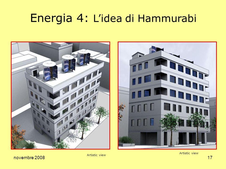 novembre 200817 Energia 4: Lidea di Hammurabi Artistic view
