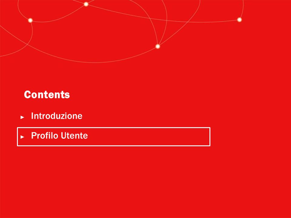 Gruppo Telecom Italia Nuvola It Data Space Profilo Utente – 1 – Attivazione 1)Quando lAmministratore crea un profilo utente, questultimo riceve sulla propria mail, il link e le credenziali di accesso al portale