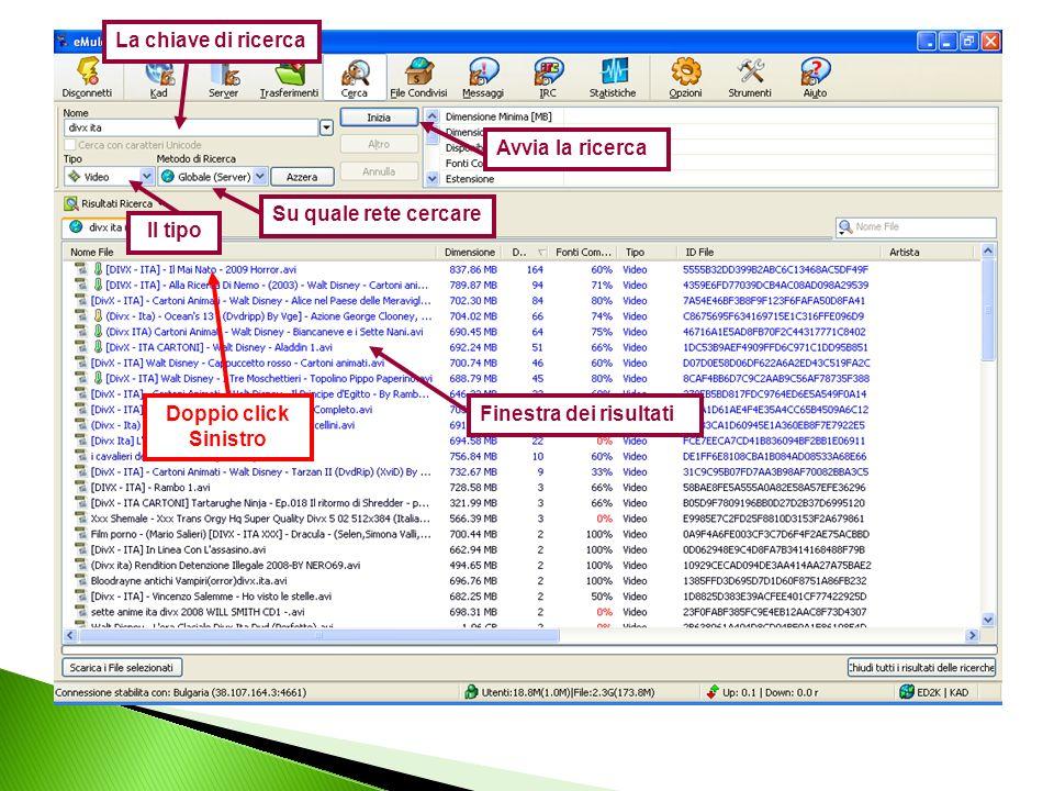 File in fase di scaricamento File in upload (attualmente vuoto) Download = Scaricare Upload = Inviare