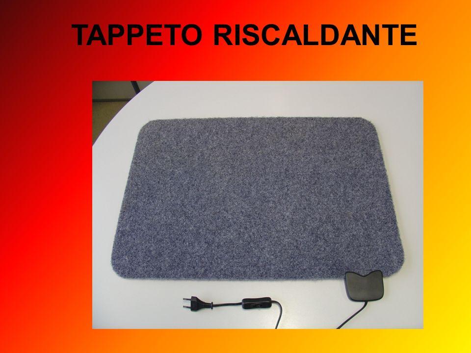 TAPPETO RISCALDANTE
