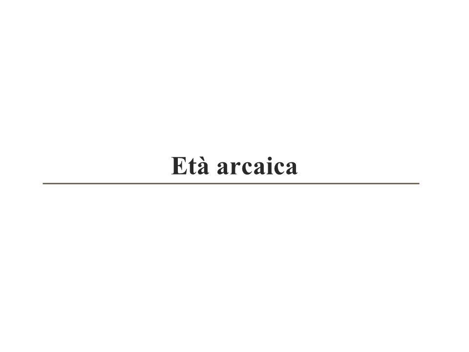 Età arcaica