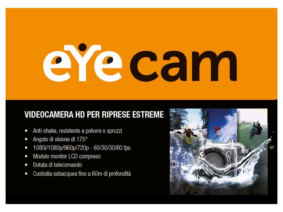 eYecam: press release Comunicato stampa