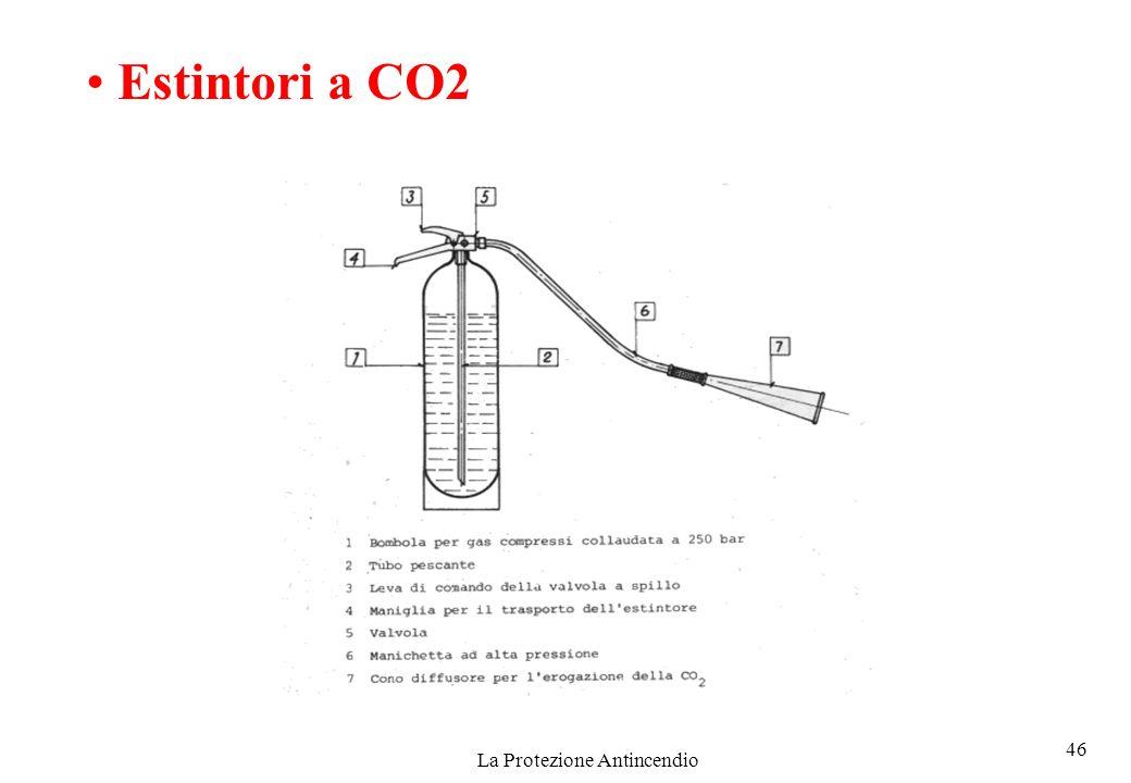 46 La Protezione Antincendio Estintori a CO2