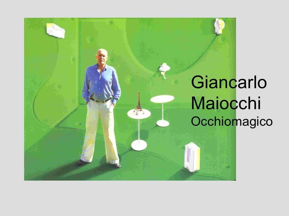 Giancarlo Maiocchi Occhiomagico