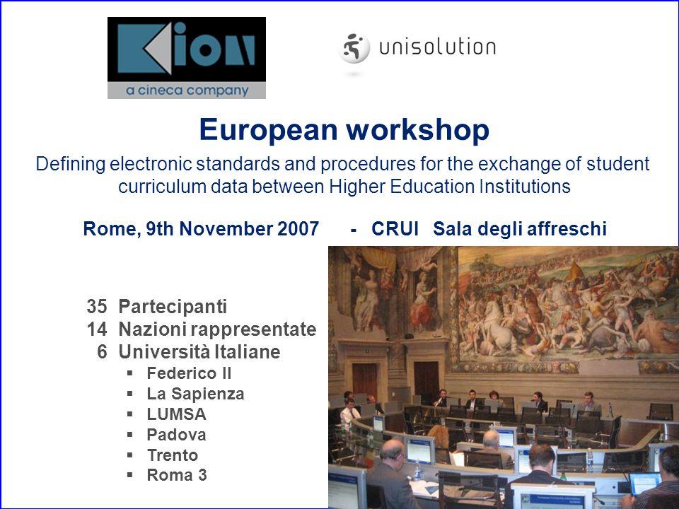 Bologna 21 Novembre 2007 LUsabilità in U-Gov: le necessità Gestire la complessità … La definizione dei regolamenti didattici, della programmazione didattica e delle regole dei piani di studio è una problematica complessa.