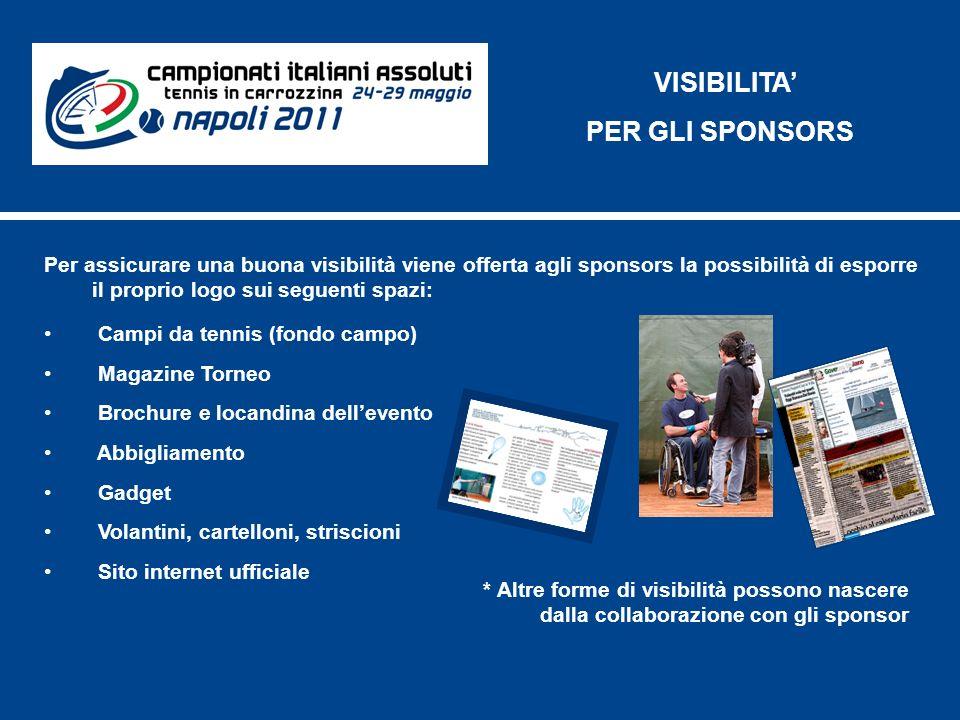 COMUNICAZIONE E PROMOZIONE INTERNET www.asdvesuvio.it/CampionatiItaliani2011 (Sito Ufficiale del torneo) www.fitcampania.it www.federtennis.it/carrozz