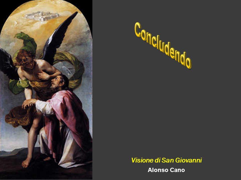 Visione di San Giovanni Alonso Cano