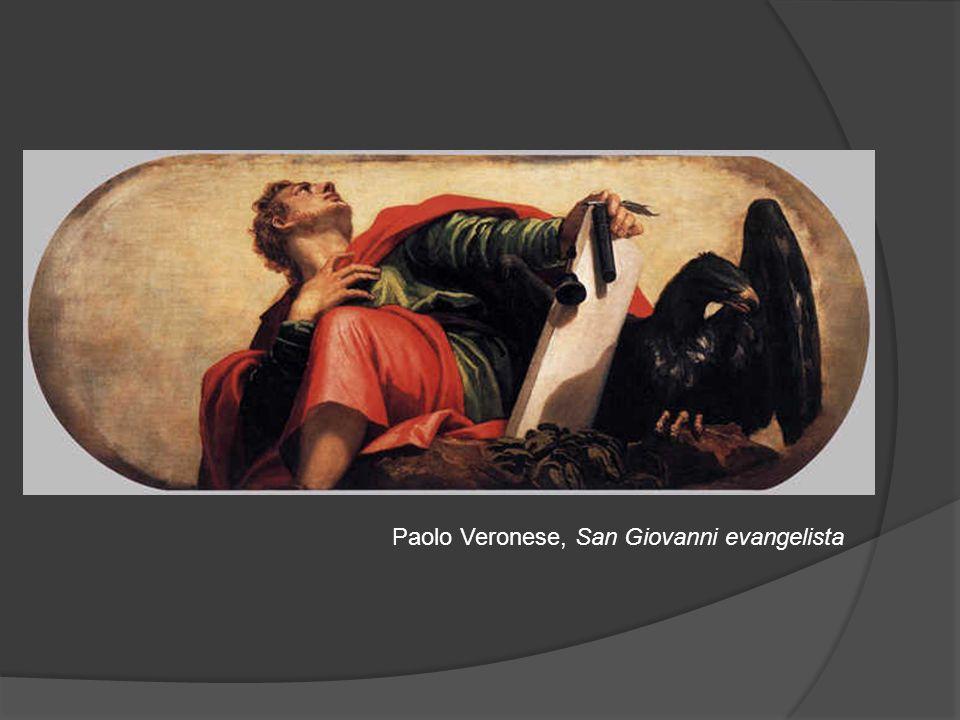 Paolo Veronese, San Giovanni evangelista