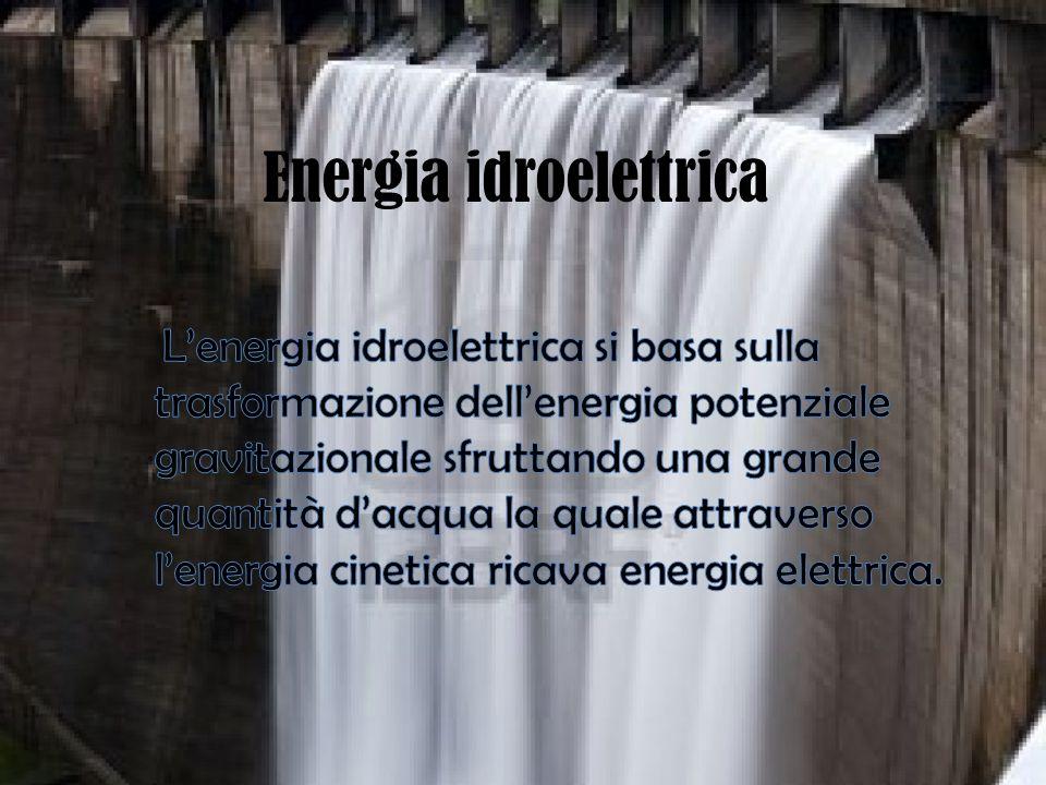 Energia mareomotrice L energia mareomotrice è l energia ricavata dagli spostamenti d acqua causati dalle maree.