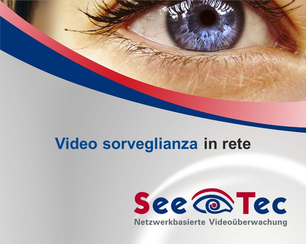 Video sorveglianza in rete