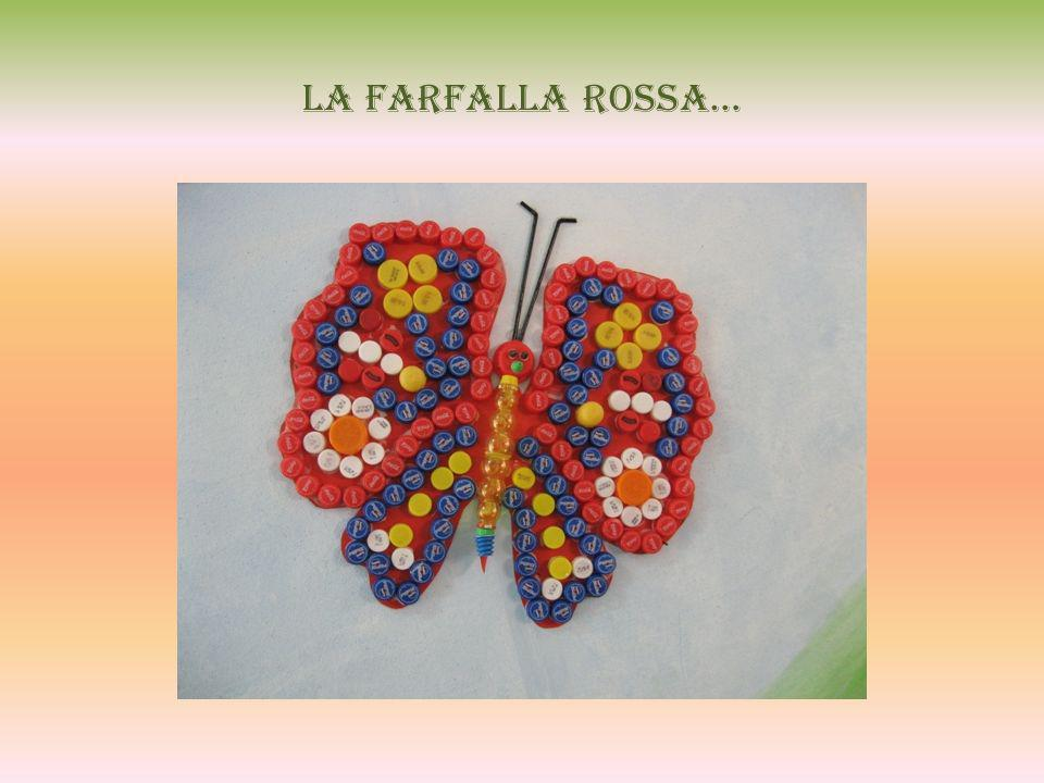 La farfalla rossa…