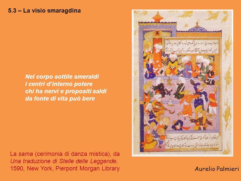 Aurelio Palmieri 5.2 – La funzione delliniziazione nel cammino dellunificazione con Dio Santi musulmani in giardino, miniatura, periodo 1675-1725 Di s