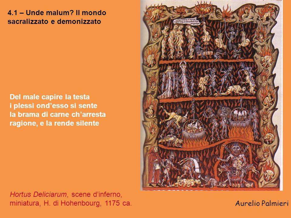 Aurelio Palmieri 4 – Visione del trono di Dio, angelologia e demonologia nella rivelazione religiosa La mano di Dio tra i profeti Elia e Enoch, entram