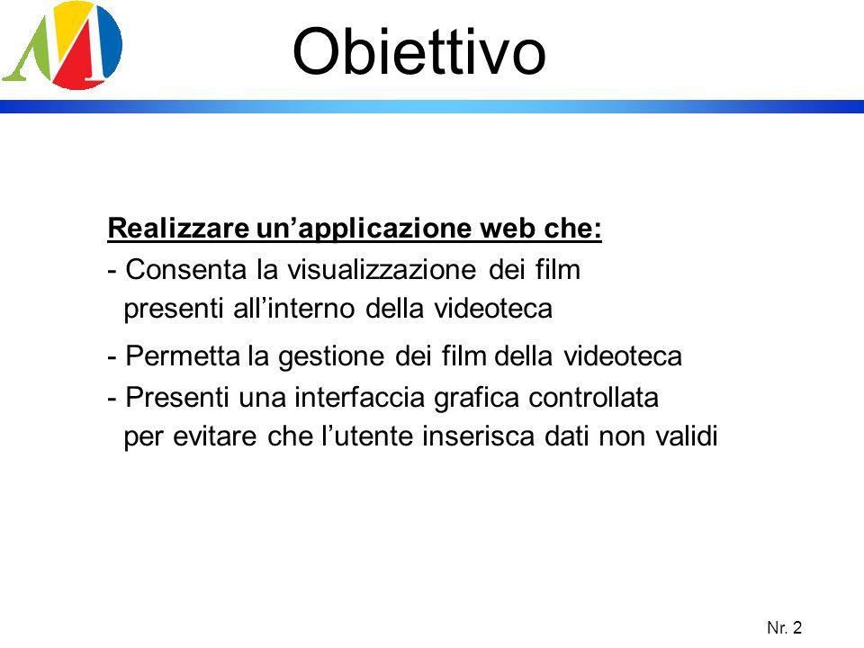 Nr. 3 Risorse Software: -Server Linux Fedora Core 6 -Web Server Apache + Estensione PHP -SQL Server