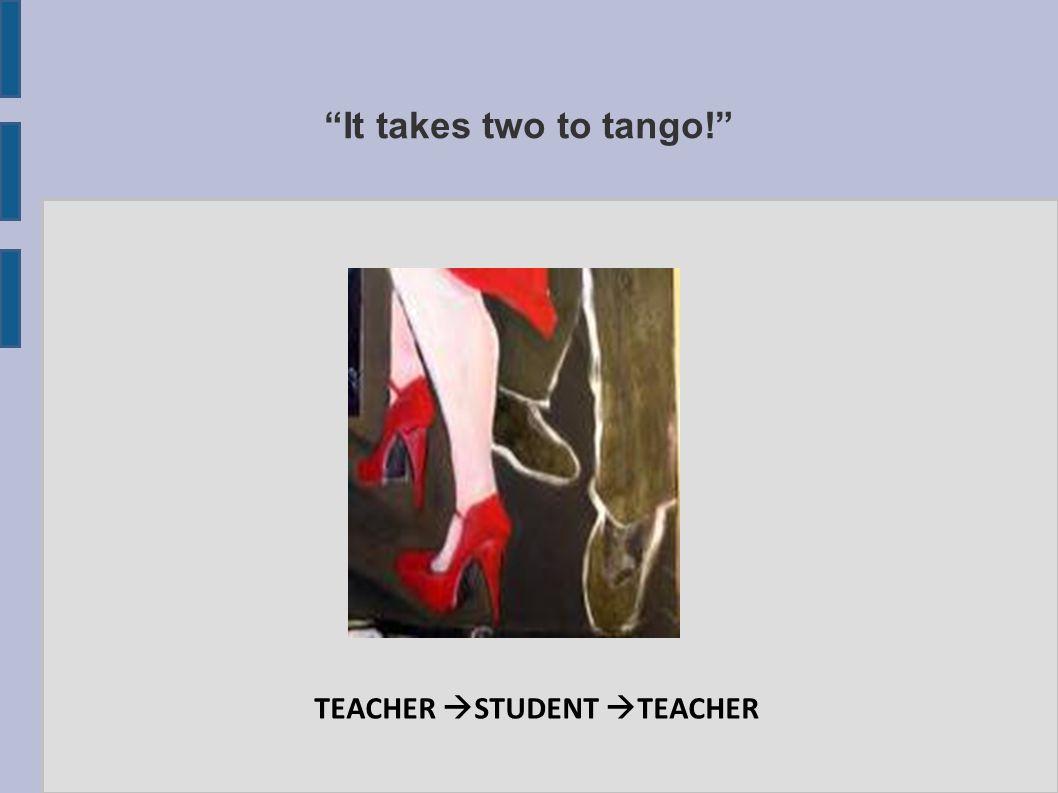WARNING/AVERTISSEMENT Linsegnamento interattivo presuppone luso di strategie che stimolino un feedback da parte degli studenti.